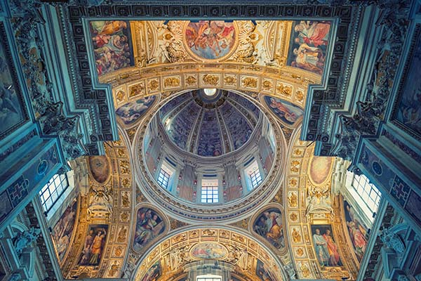 church of Maria Rome